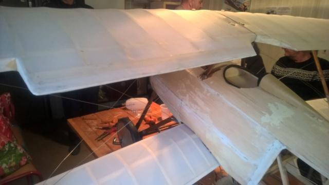 Reprise de la construction du Nieuport 17 à Bruno Wp_20134