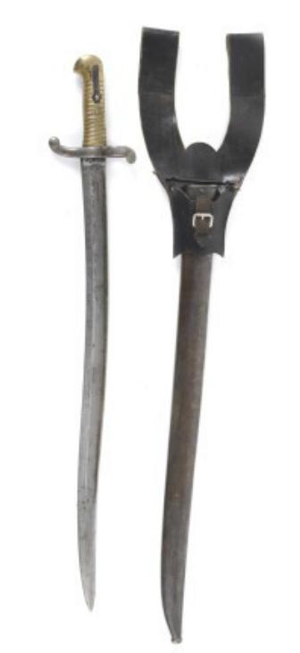Carabine de chasseur 1853 ou 1859 ?? Sans_t10