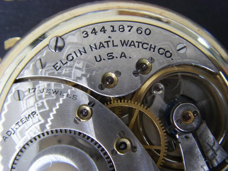 """grade - qu'est-ce qu'un """"grade"""" sur les montres US ? Elgin_15"""