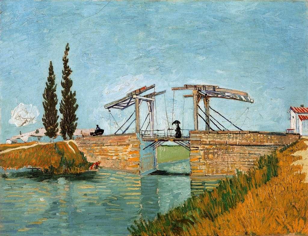 Le pont Van Gogh Vincen10