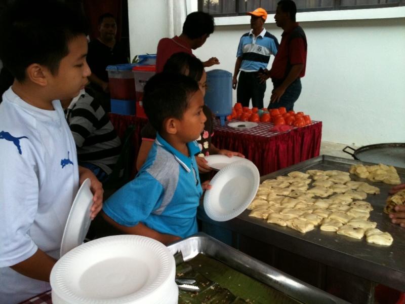 Hari bersama Keluarga JPS Kota Belud Img_0010