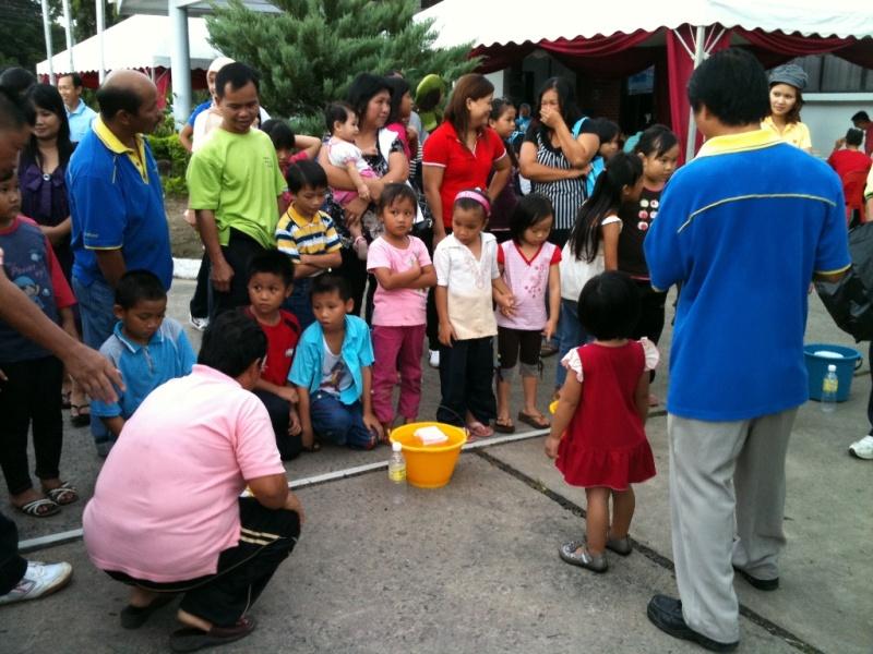 Hari bersama Keluarga JPS Kota Belud Img_0012