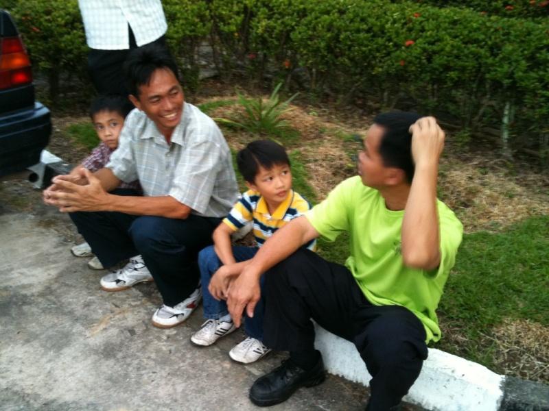 Hari bersama Keluarga JPS Kota Belud Img_0022