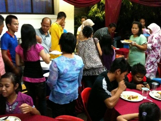 Hari bersama Keluarga JPS Kota Belud Img_0115