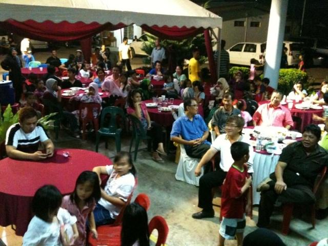 Hari bersama Keluarga JPS Kota Belud Img_0117