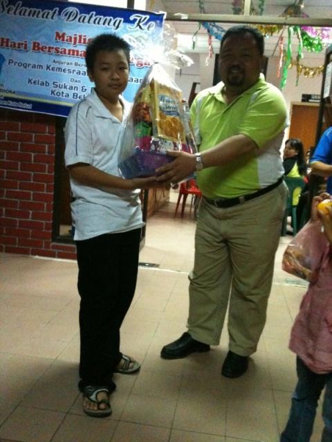Hari bersama Keluarga JPS Kota Belud Img_0118