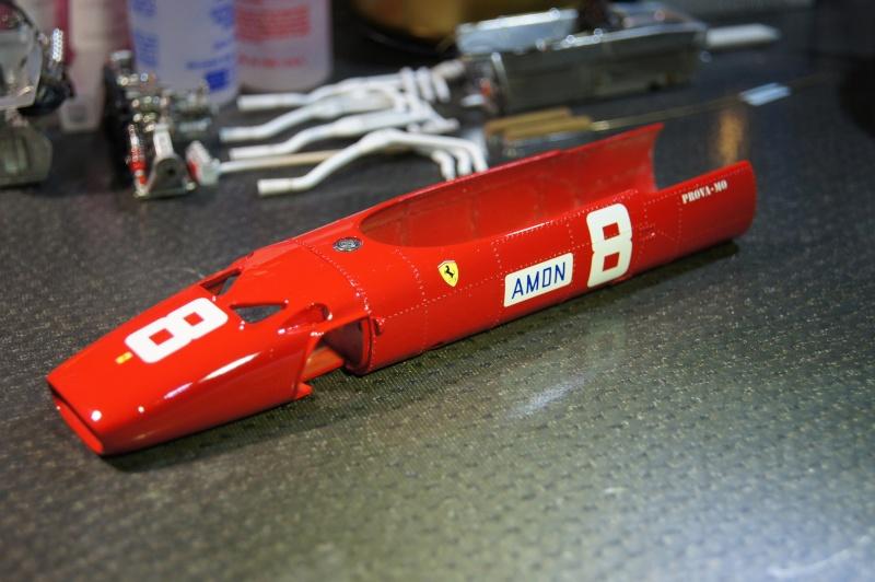 Ferrari 312 F1, GP d'Angleterre, 1967 Chris Amon Dsc07936