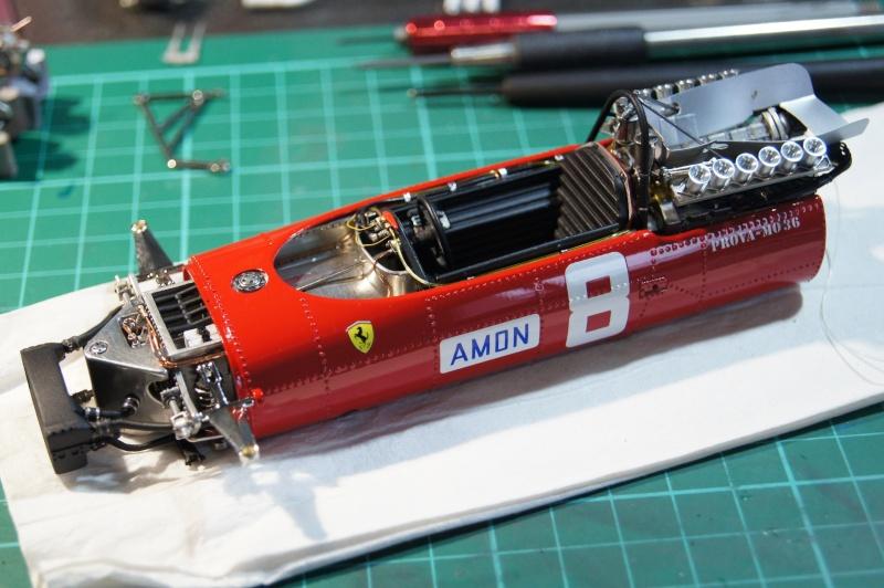 Ferrari 312 F1, GP d'Angleterre, 1967 Chris Amon Dsc07946