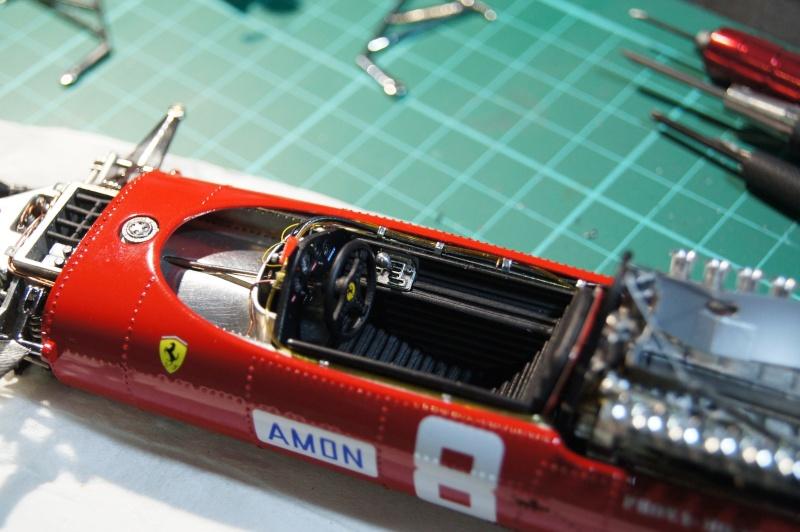 Ferrari 312 F1, GP d'Angleterre, 1967 Chris Amon Dsc07947