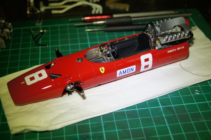Ferrari 312 F1, GP d'Angleterre, 1967 Chris Amon Dsc07948