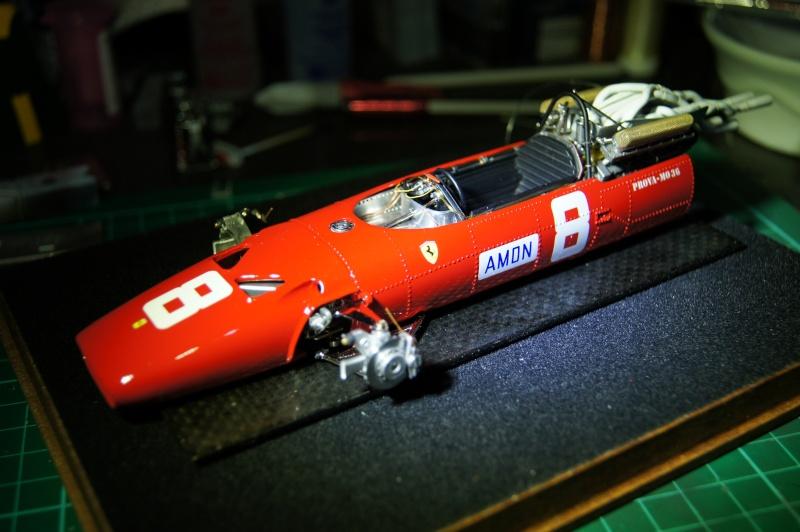 Ferrari 312 F1, GP d'Angleterre, 1967 Chris Amon Dsc08013