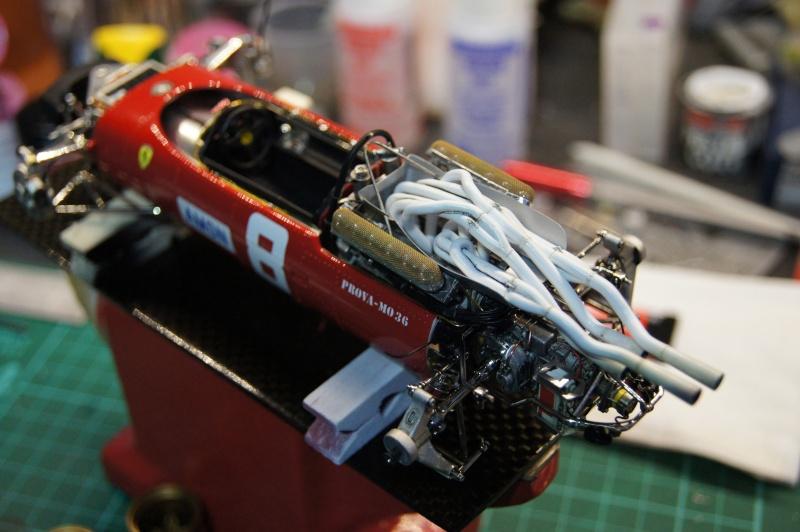 Ferrari 312 F1, GP d'Angleterre, 1967 Chris Amon Dsc08019