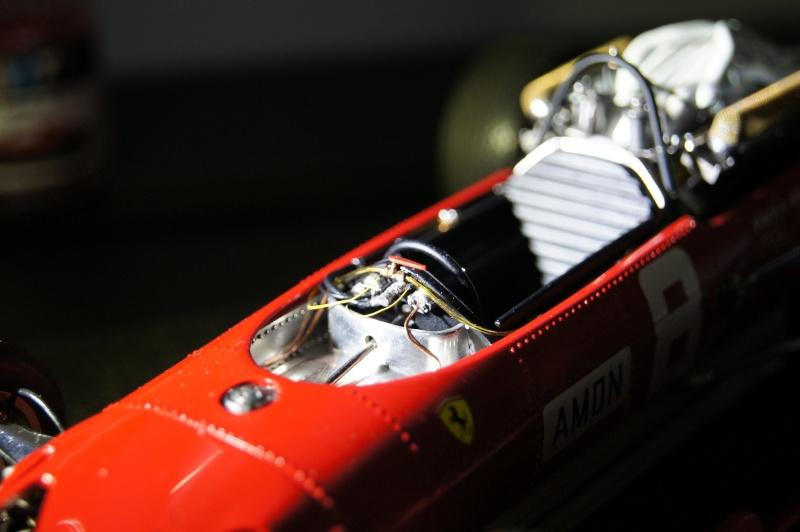 Ferrari 312 F1, GP d'Angleterre, 1967 Chris Amon Dsc08023
