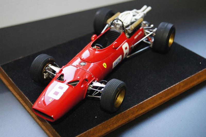 Ferrari 312 F1, GP d'Angleterre, 1967 Chris Amon Dsc08030