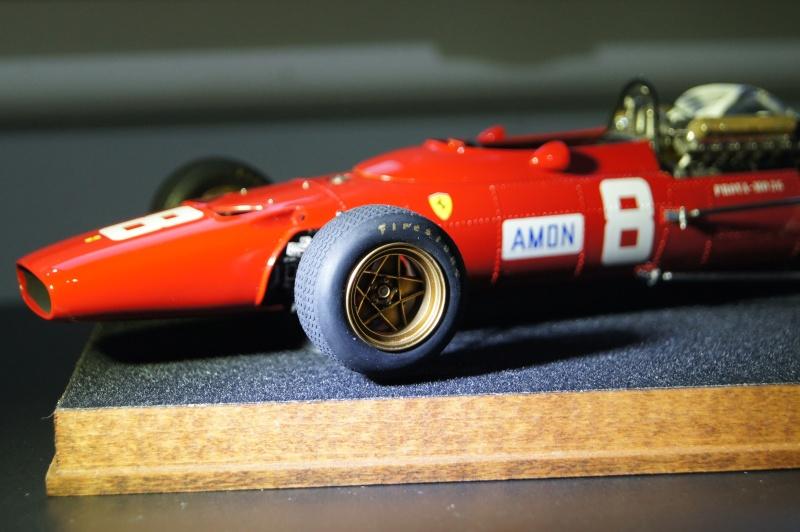 Ferrari 312 F1, GP d'Angleterre, 1967 Chris Amon Dsc08112