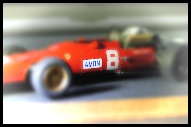 Ferrari 312 F1, GP d'Angleterre, 1967 Chris Amon Dsc08113