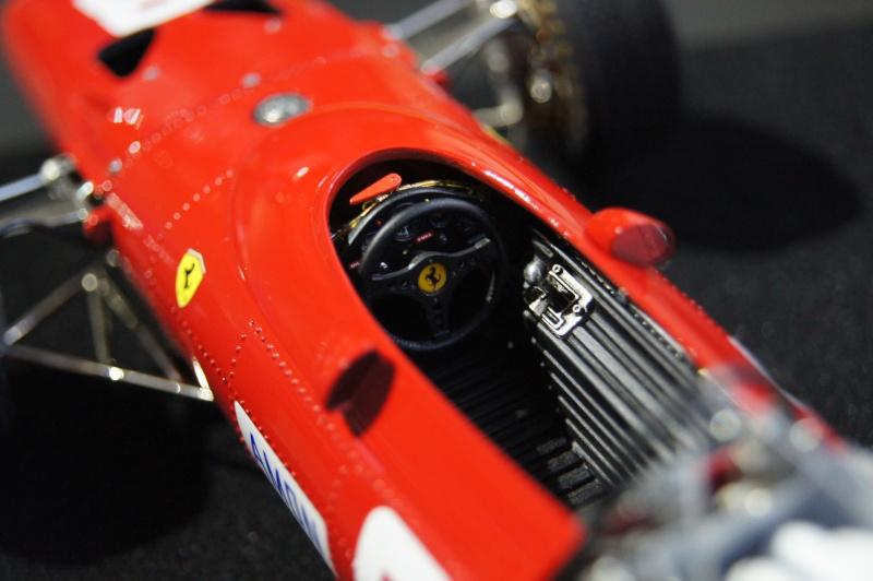 Ferrari 312 F1, GP d'Angleterre, 1967 Chris Amon Dsc08114