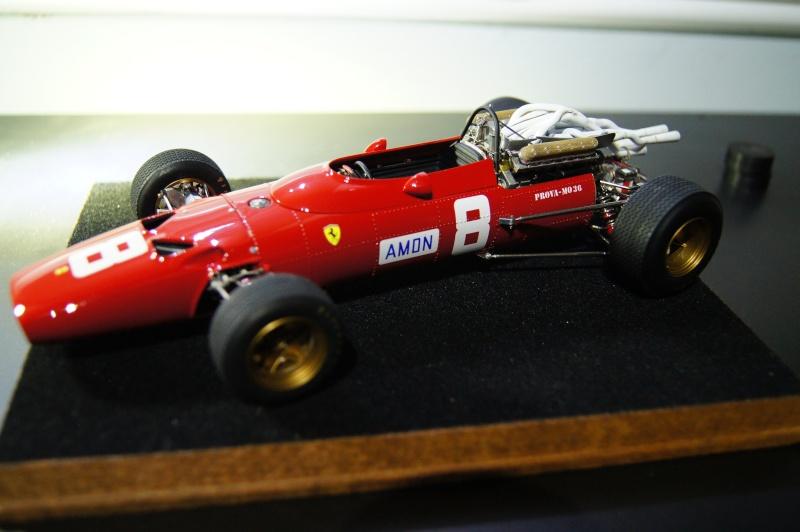 Ferrari 312 F1, GP d'Angleterre, 1967 Chris Amon Dsc08117