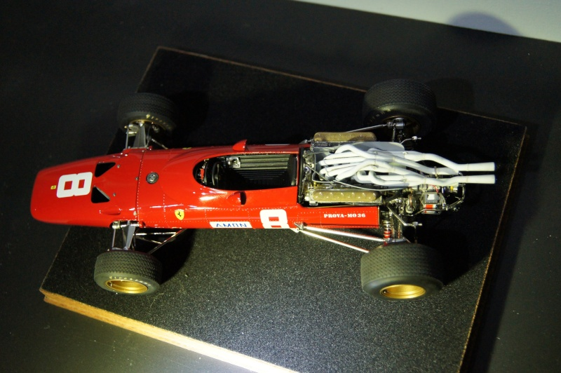 Ferrari 312 F1, GP d'Angleterre, 1967 Chris Amon Dsc08119