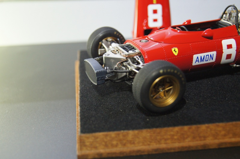 Ferrari 312 F1, GP d'Angleterre, 1967 Chris Amon Dsc08120