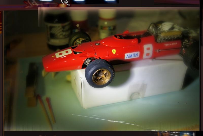 Ferrari 312 F1, GP d'Angleterre, 1967 Chris Amon Dsc08529