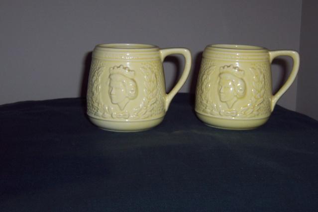 Coronation Mugs 1953 Corona12