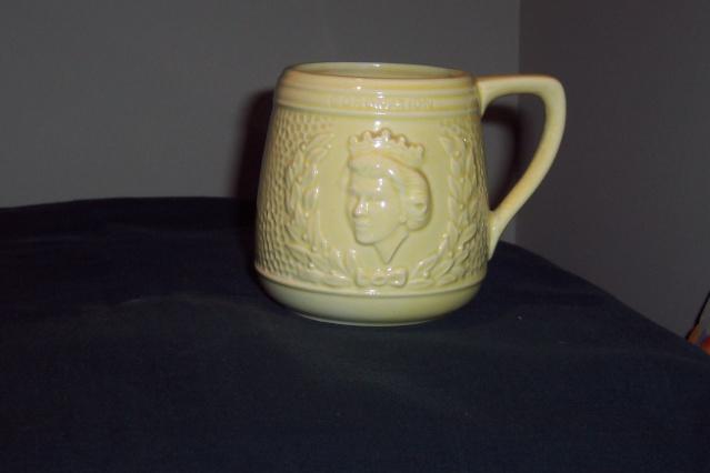 Coronation Mugs 1953 Corona13