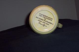 Coronation Mugs 1953 Corona14