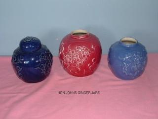 Hon-John's Ginger Jars Ginger11