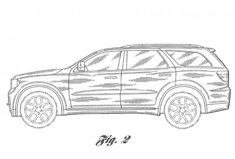 2011 - [Dodge] Durango / Magnum 2012-d11