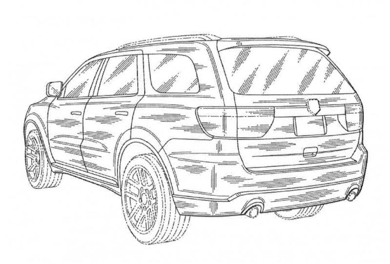 2011 - [Dodge] Durango / Magnum 2012-d13