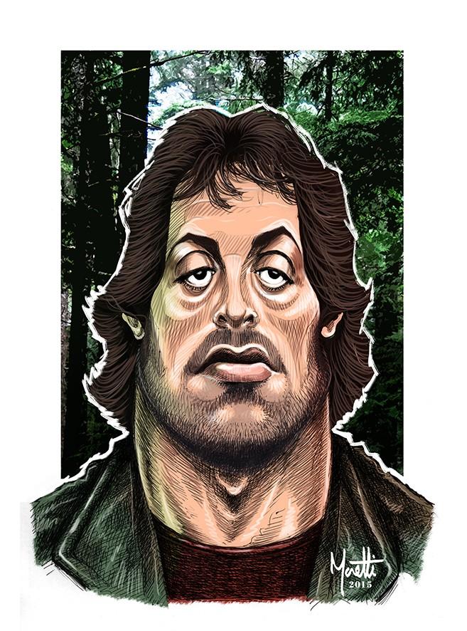 John J. Rambo Fb00211