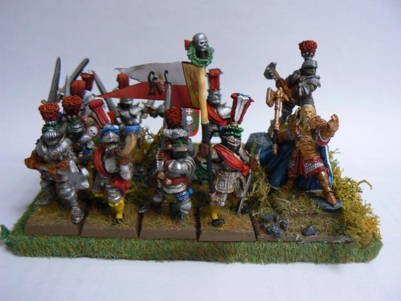 Mon Armée de L'Empire traditionnelle. 12a10