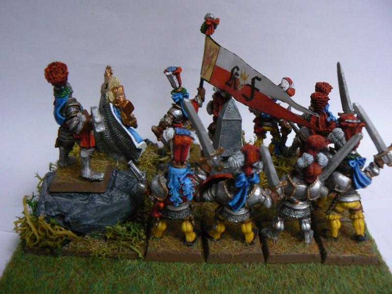 Mon Armée de L'Empire traditionnelle. 15a10