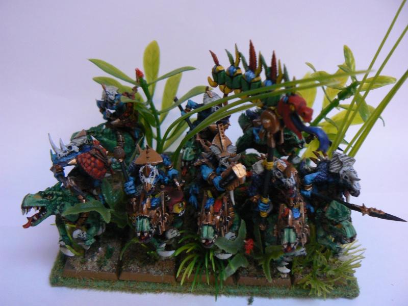 Mon armée de Lustrie B10