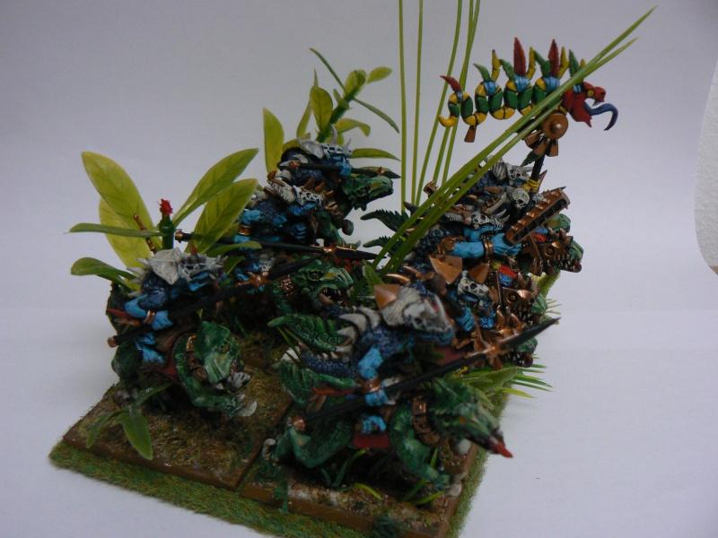 Mon armée de Lustrie C10