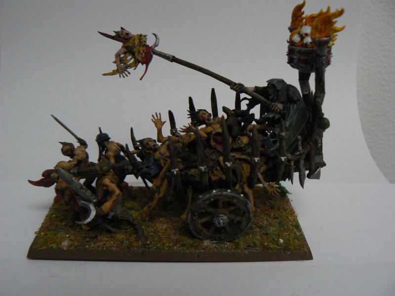Mon Armée Comte Vampire. Charet10