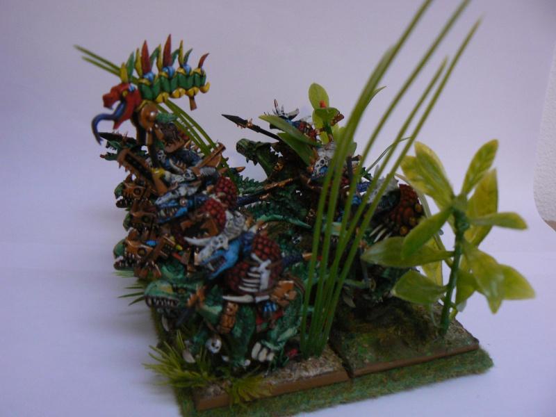 Mon armée de Lustrie G10
