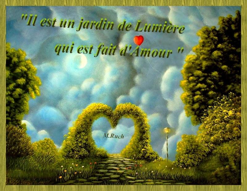 Envole-toi par-delà les mots - Page 6 Jardin10