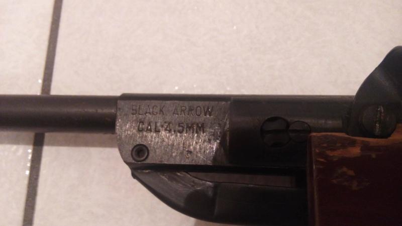 Black Arrow 4.5mm 12432610