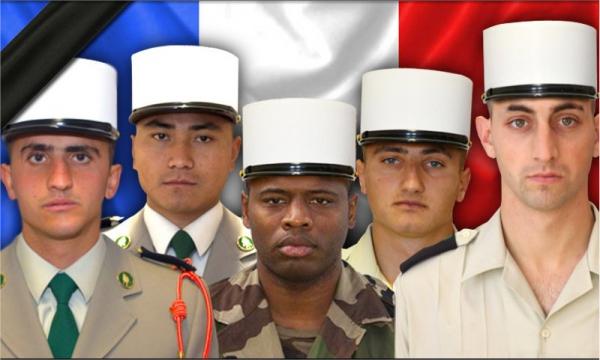 Savoie : cinq légionnaires du 2e REG tués par une avalanche 29195710