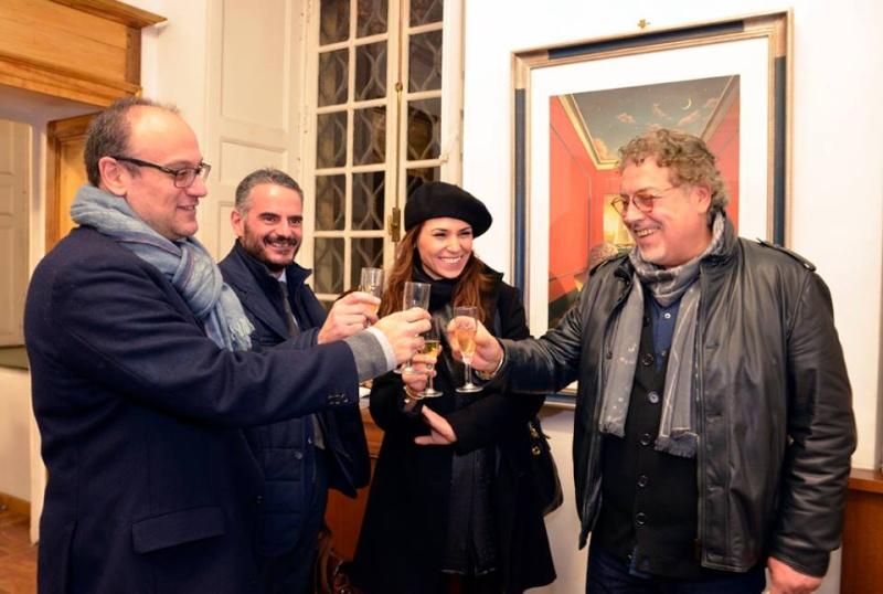 Mostra Nunziante al MIIT di Torino 11 Dicembre-12 Gennaio 2016 0310