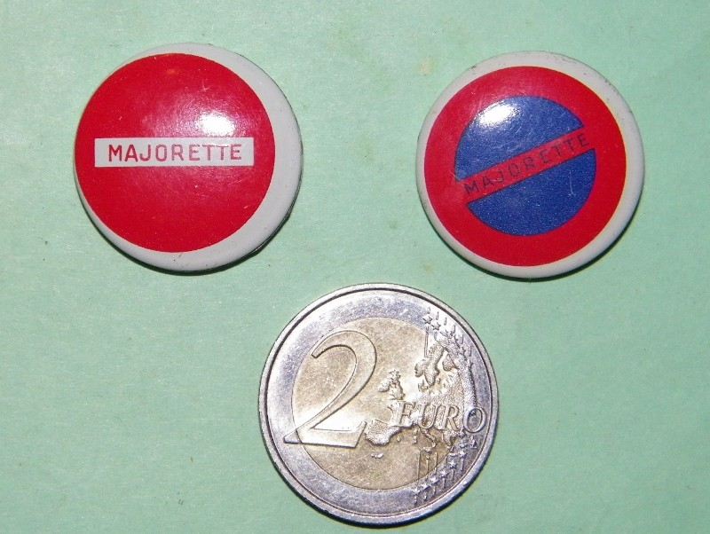 badge majorette  100e3910