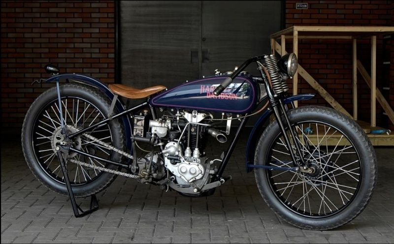 Harley-Davidson – Peashooter - 21.35ci (350 cc)  - Page 23 Captu159