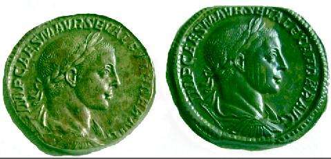 "Dupondius Hadrien ""ANNONA AVG"" Coin2_10"