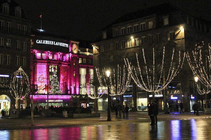 Strasbourg la nuit  Img_5810