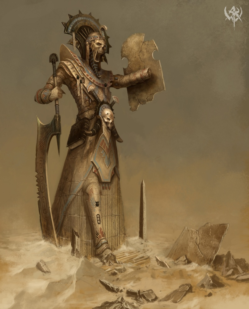 [Warhammer Fantasy Battle] Images diverses - Page 4 Nagash10