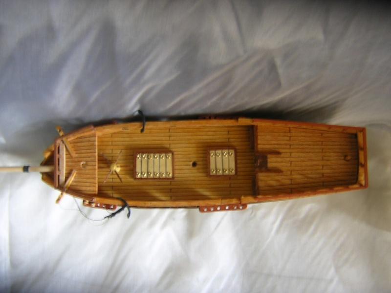 L'Union Brigantin Constructo au 1/100ème en bois Dscn1512
