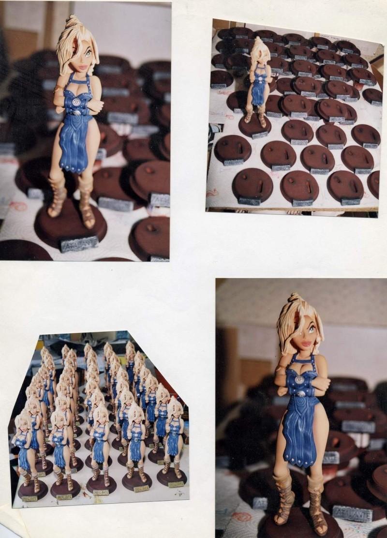 gremlins 1/1 et autre travaux Photos10