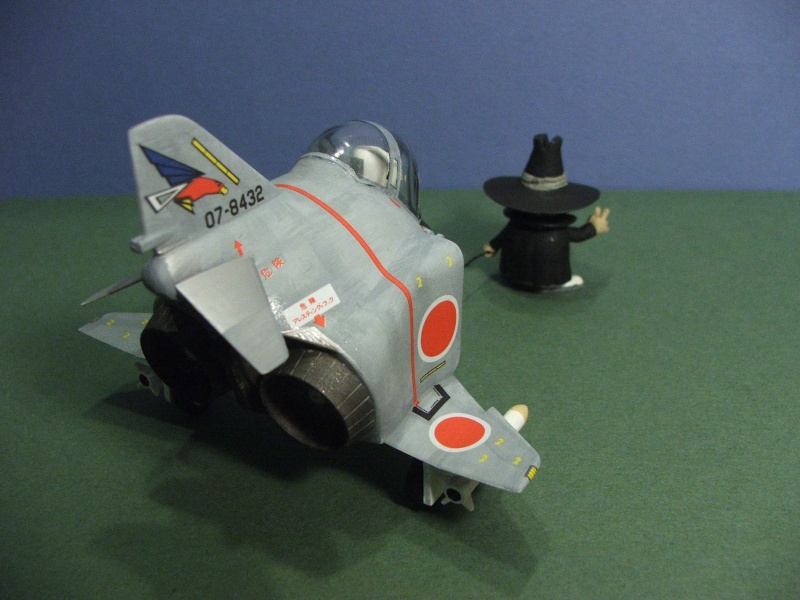 [Hasegawa] Egg Plane - Phantom Egg1510